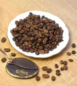 masaż kawowy